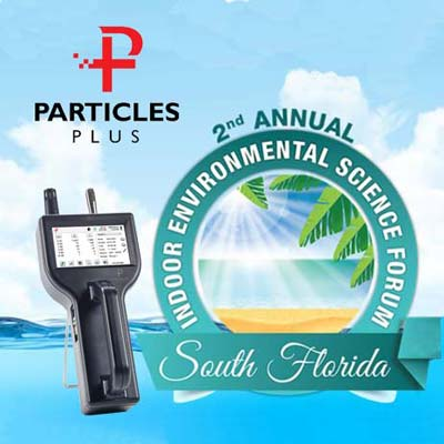 Particles Plus Attends the 2nd Annual IESF