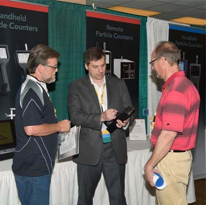 Particles Plus Sponsors Maine IAQ Event