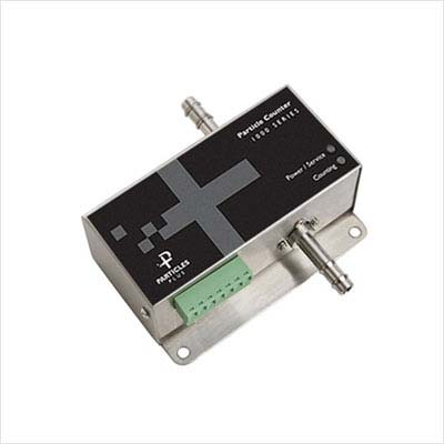 Smallest 1 CFM Particle Counter Launched