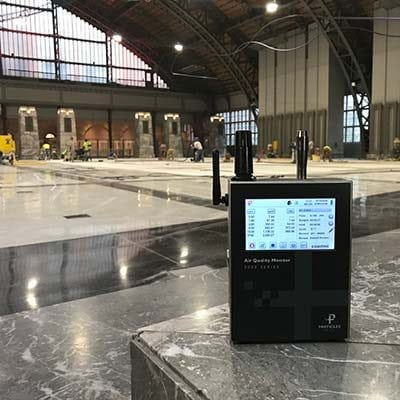 Monitoring IAQ at Indoor Air 2018