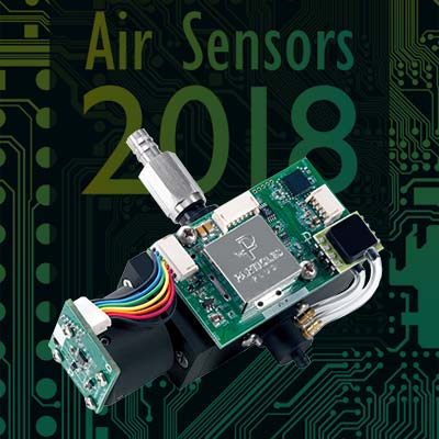 Particles Plus New Sensor at ASIC 2018