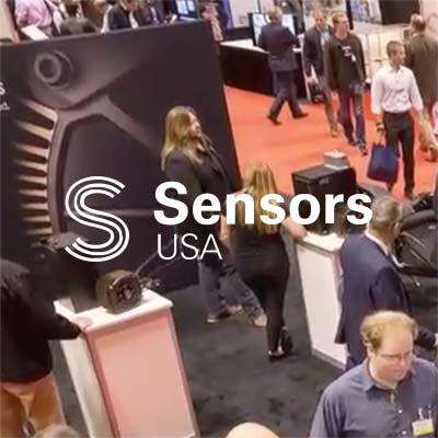 David Pariseau to Speak at Sensors USA Show 2019